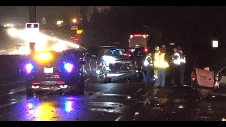 Driver arrested in fatal DUI crash