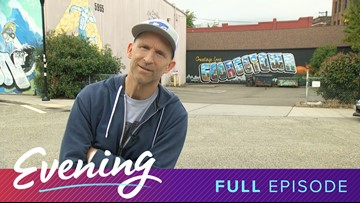 Fri 9/13, Puget Sound Energy Electric Cars in Seattle, Full Episode, KING 5 Evening