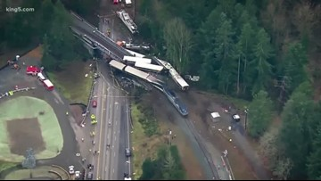 Safety board to determine probable cause of 2017 Amtrak derailment in Washington