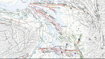 9 quakes hit Puget Sound region in less than a week
