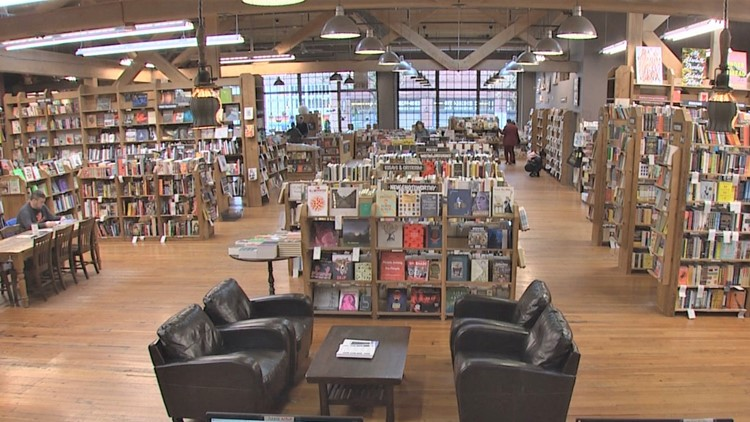 There are 170,000 reasons to visit Elliott Bay Book Co. in Seattle - 2019's Best