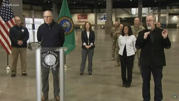 Army to start constructing field hospital at CenturyLink Field Event Center Sunday