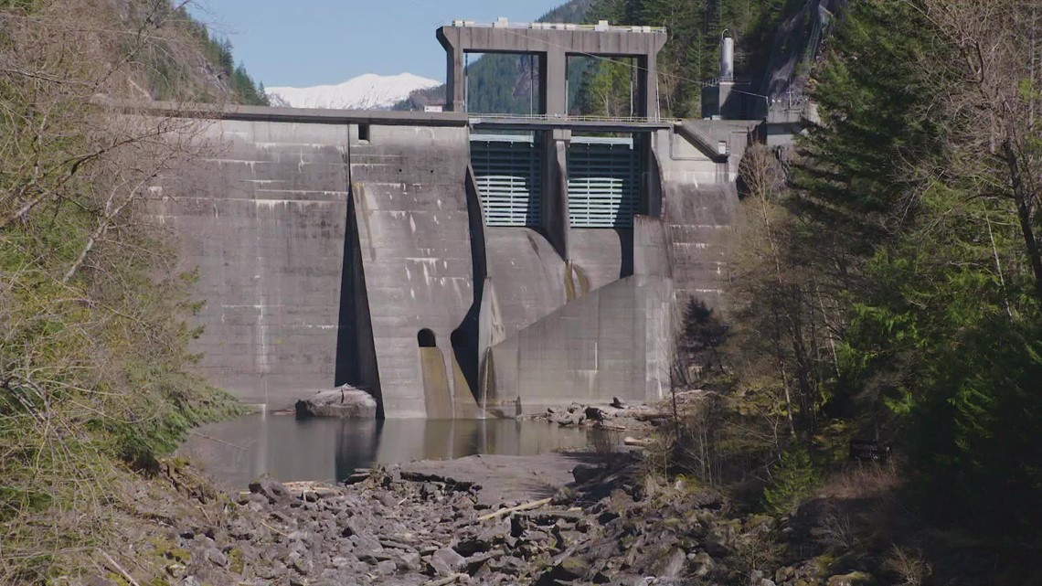 Seattle City Light commits to studying impacts of removing Skagit River dams