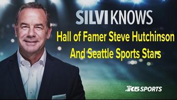 PODCAST | Silvi Knows: Steve Hutchinson and Seattle Sports Stars