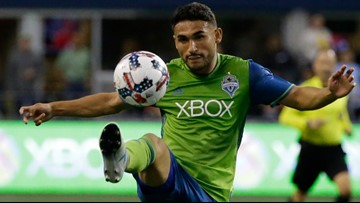 Sounders midfielder Cristian Roldan has red card rescinded