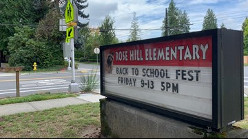 Speed cameras placed in busy Kirkland school zones after safety concerns