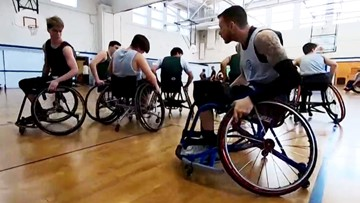 Seattle teens competing in national wheelchair basketball tournament