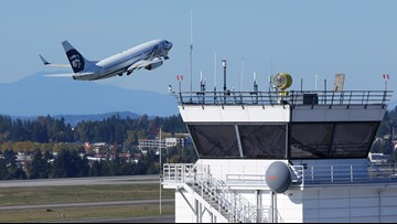 UW study finds Seatac residents experience air pollution from jet engines