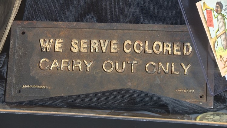 Relics of racism on display in Bremerton museum