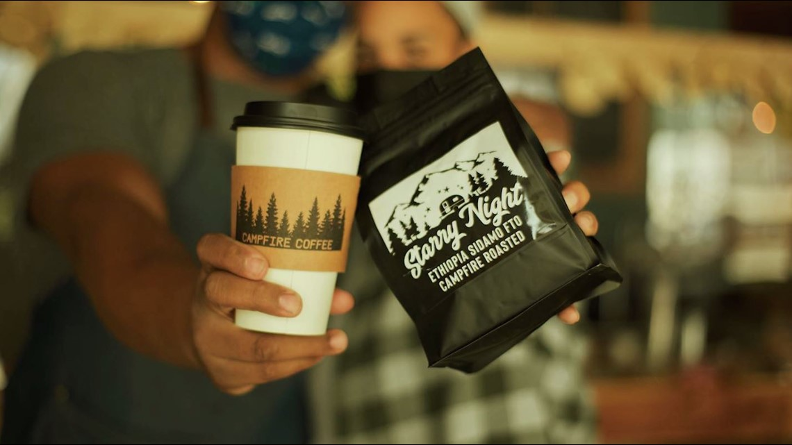 How a community gathered around Tacoma's Campfire Coffee