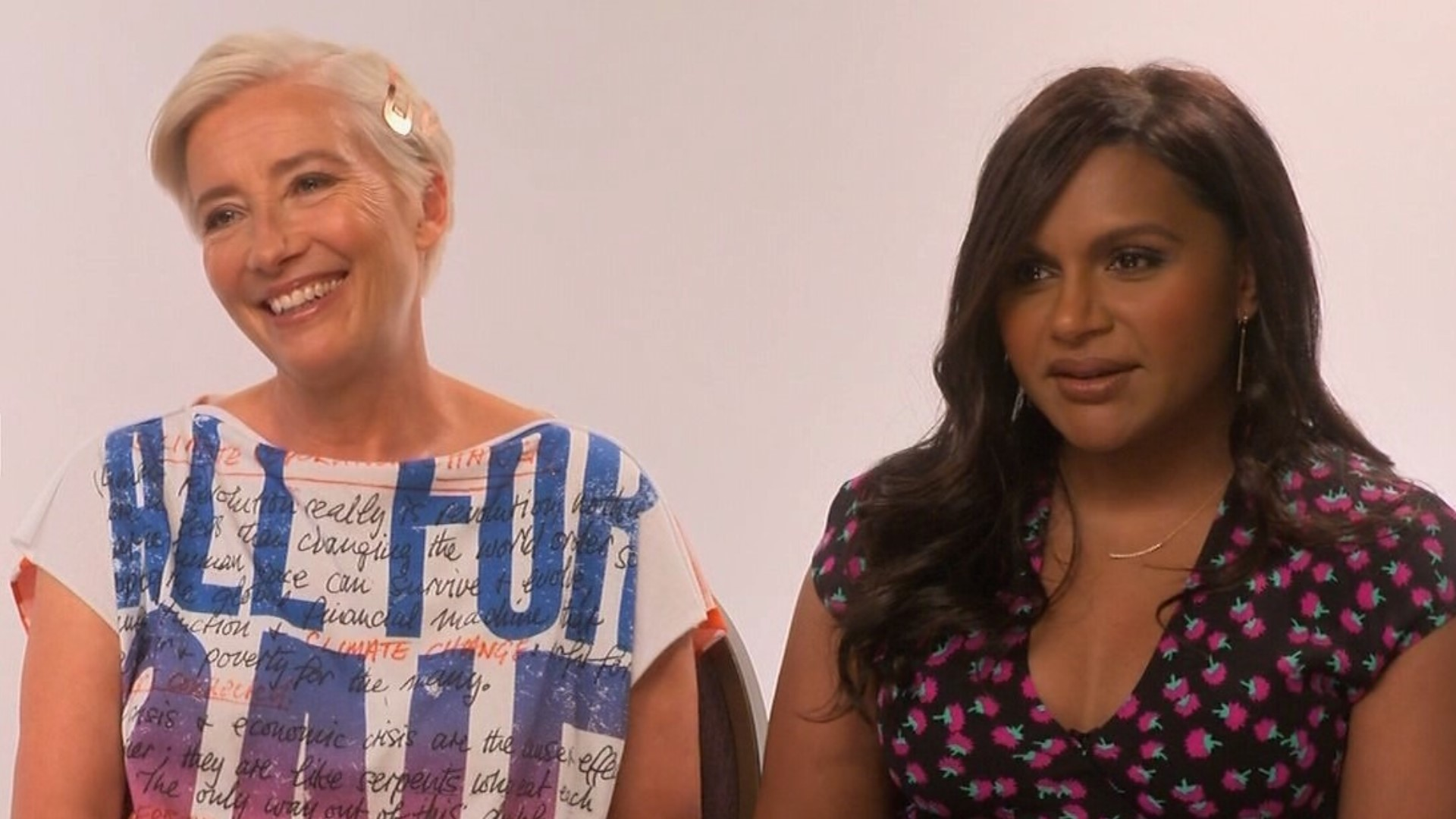 Emma Thompson And Mindy Kaling Shine In New Comedy Late Night King5 Com