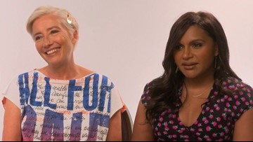 Emma Thompson and Mindy Kaling shine in new comedy 'Late Night'