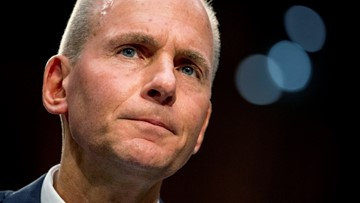 Former Boeing CEO Dennis Muilenburg gets $62.2 million payout