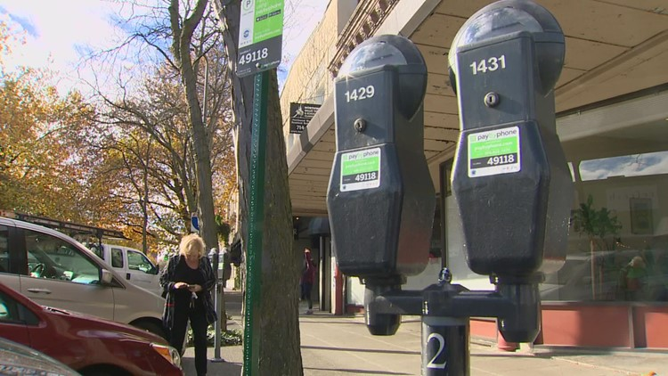 Proposal would drive up parking rates in Bellingham