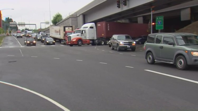 New traffic meters in Tacoma causing backup
