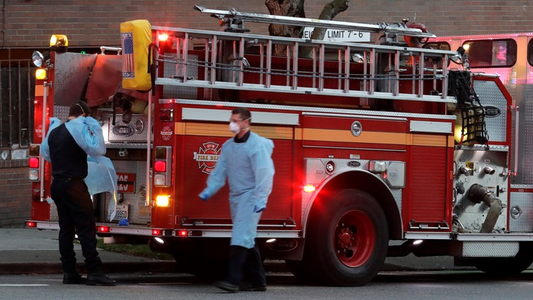 More than 90% of Seattle Fire staff vaccinated against COVID-19 ahead of mandate deadline