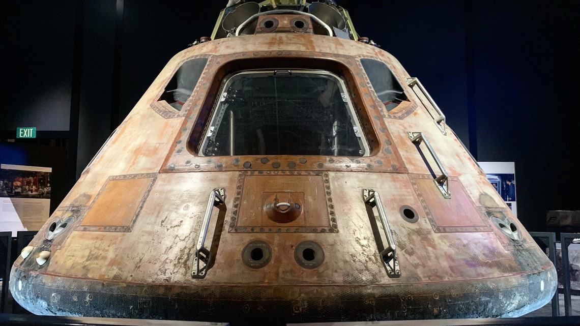 Apollo 11 50th anniversary: weekend festivities at The Museum of Flight