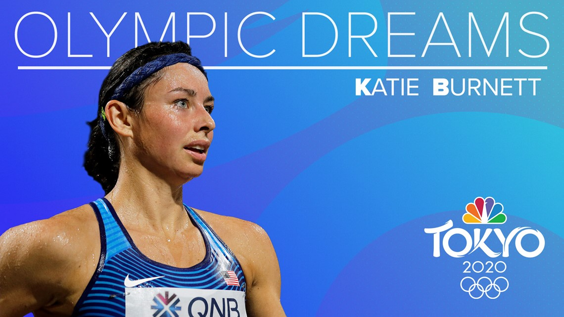 Olympic Dreams: Bellevue's Katie Burnett hopes to speed walk her way to the Olympics