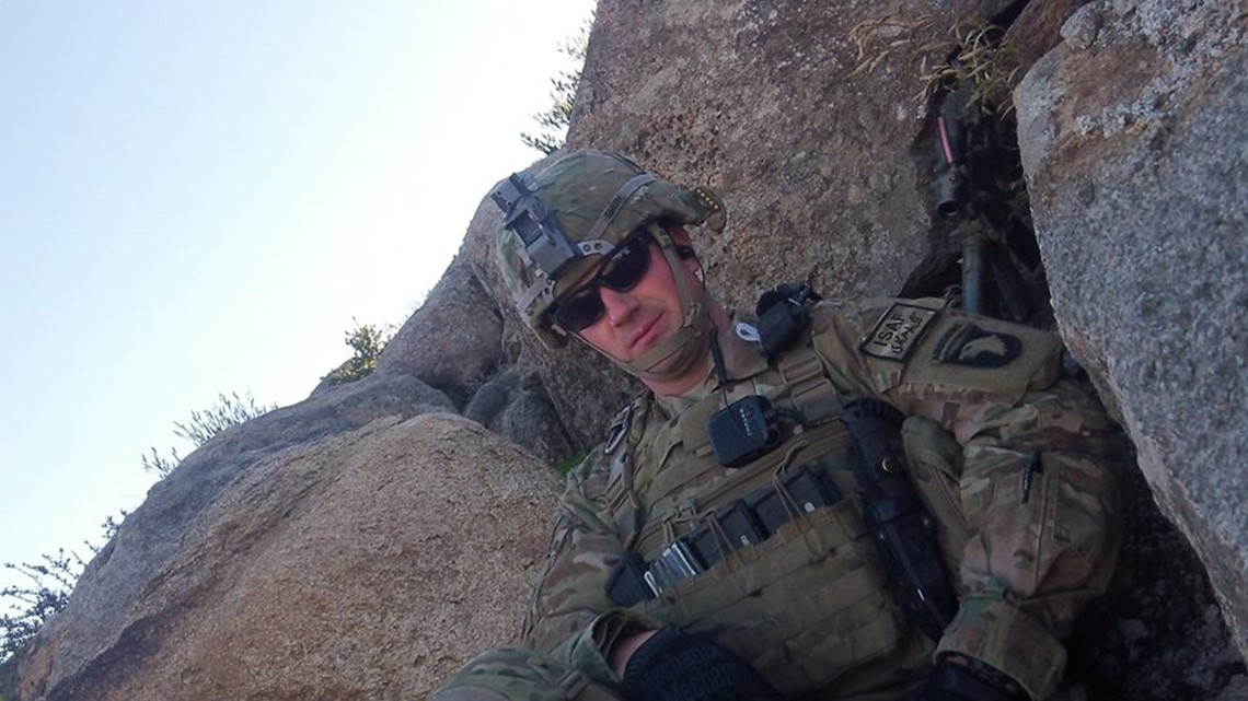 Lacey soldier punished, kicked out for behavior related to combat