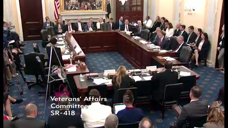 Senate Committee on Veterans' Affairs