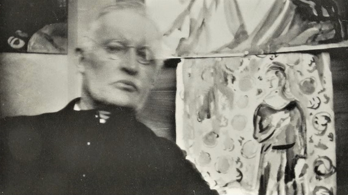Painter of 'The Scream' was also a master of the selfie