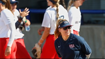 UW Softball coach Heather Tarr Named to USA Olympic Coaching Staff