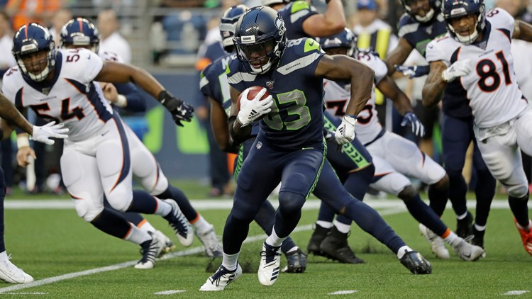 Seahawks WR David Moore out for Week 1 with shoulder injury