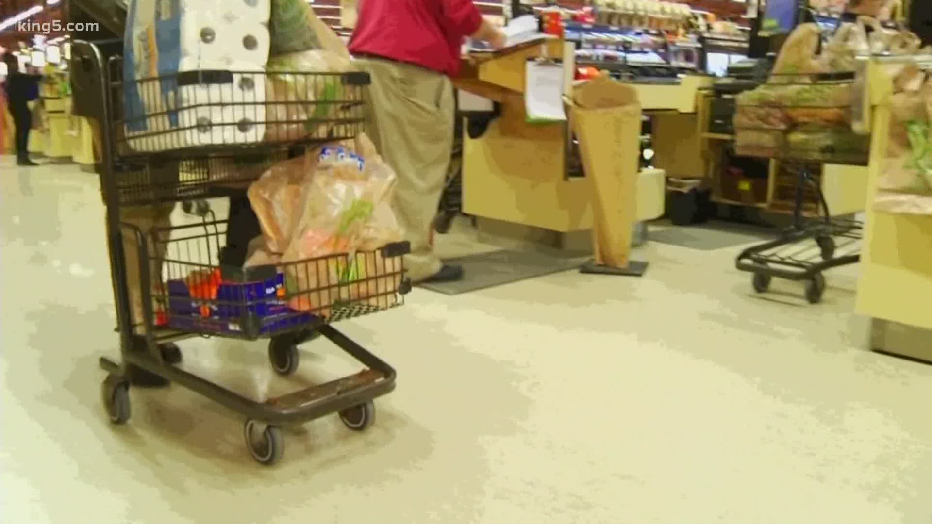 Washington Residents On Food Assistance Will Get Extra Money