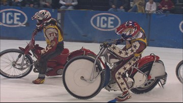 See the fastest sport on ice in Everett