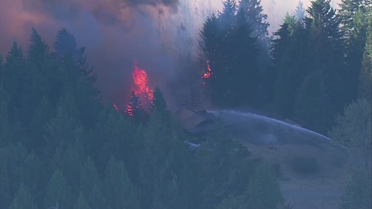 East Pierce Fire bracing for more wildfires in western Washington