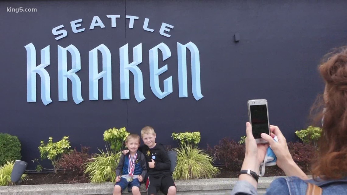Seattle Kraken team store opens in South Lake Union