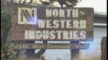 Future uncertain for longtime Seattle glass plant Northwestern Industries