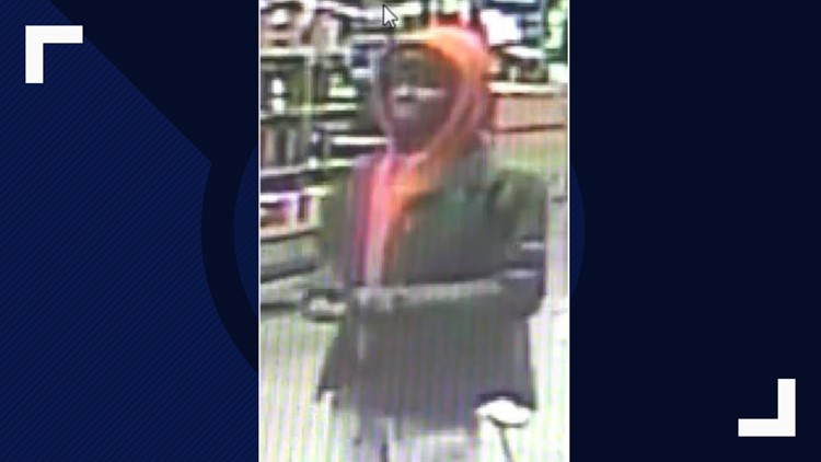 Surveillance image of Girl Scouts suspect