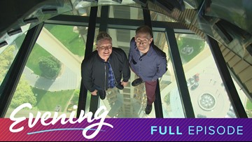 Thurs 9/19, Base 2 Space at the Space Needle in Seattle, Full Episode, KING 5 Evening