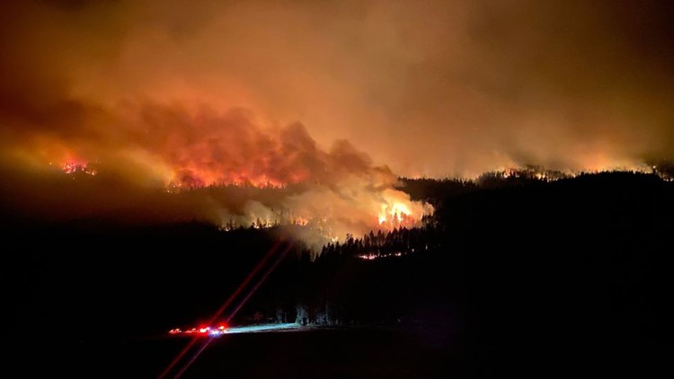 Stretch of North Cascades Highway likely closed through July due to wildfires