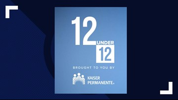 OFFICIAL RULES - KAISER PERMANENTE 12 UNDER 12