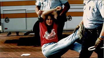 Lisa Fithian, non-violent protest and civil disobedience expert
