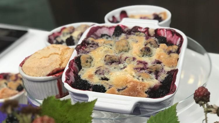 This Blackberry Cobbler recipe from Seattle's Matt's in the Market will sweeten your summer