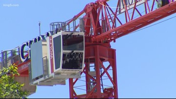 Lawmakers consider higher safety standards for cranes in Washington