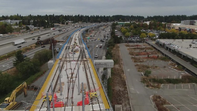 Seattle gets 3 new light rail stations on Oct. 2