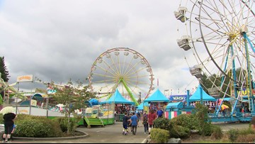 Meet a wallaby, drink a purple cow, go go-karting and more at this year's Evergreen State Fair