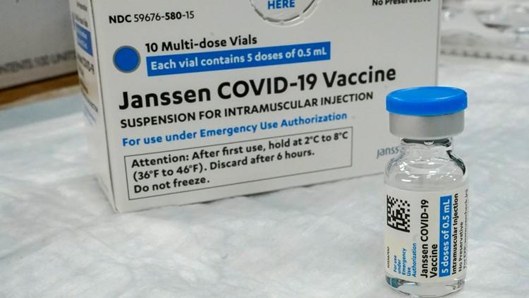 Washington state pauses use of Johnson & Johnson COVID-19 vaccine