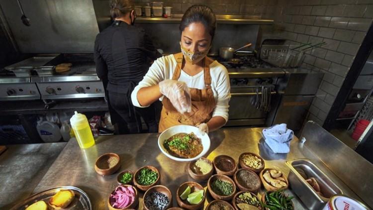 Indian comfort food in Seattle's Fremont neighborhood