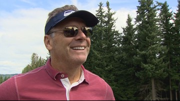 Boeing Classic golf tournament reunites former Seahawks players for Rumble at the Ridge