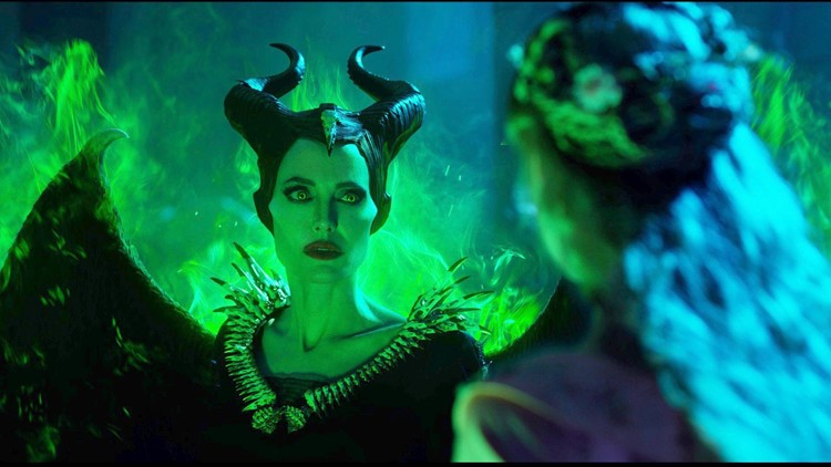 """Angelina Jolie and Elle Fanning return in """"Maleficent: Mistress of Evil."""""""