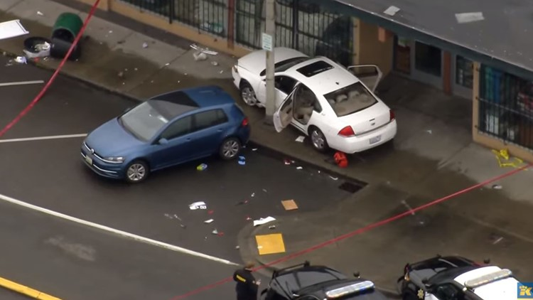 2 people dead, 2 others hurt in shooting in White Center near West Seattle