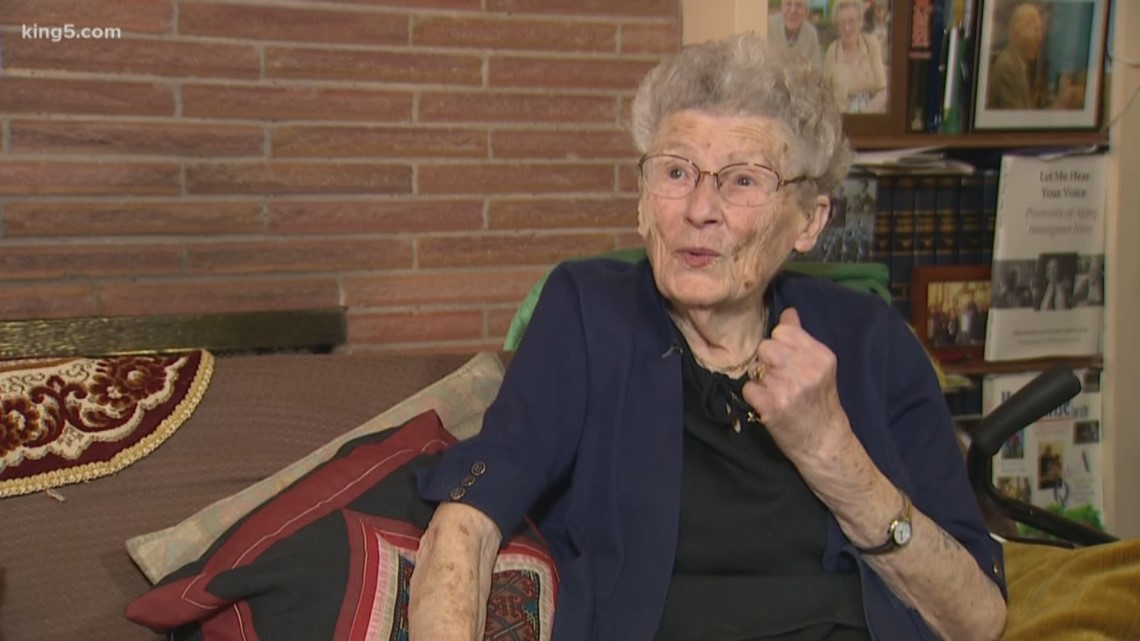 Seattle resident and Auschwitz survivor shares her story