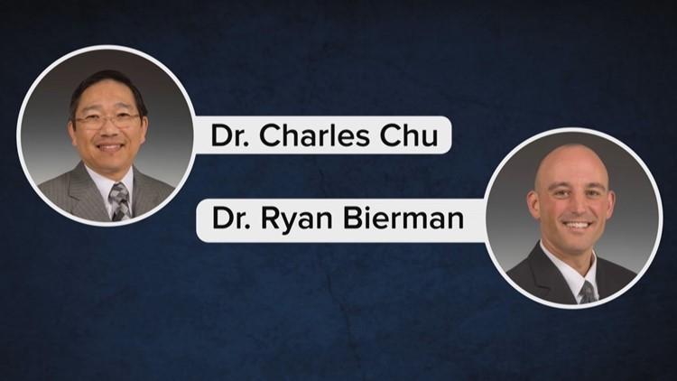 charles chu and ryan bierman