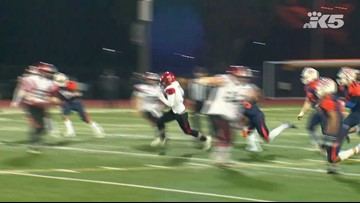 KING 5 Big Game of the Week: Yelm 15 - Lakes 14