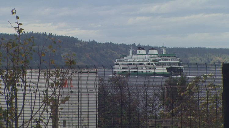 Washington State Ferries starts operating on reduced schedule due to 'severe' staff shortage